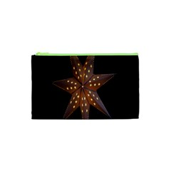 Star Light Decoration Atmosphere Cosmetic Bag (xs) by Nexatart