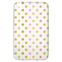 Polka Dots Retro Samsung Galaxy Tab 3 (8 ) T3100 Hardshell Case