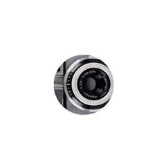 Vintage Camera 1  Mini Buttons