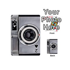 Vintage Camera Playing Cards 54 (mini)