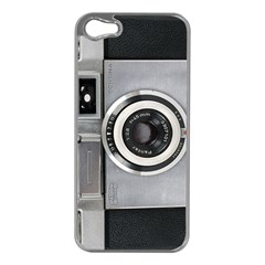 Vintage Camera Apple Iphone 5 Case (silver)