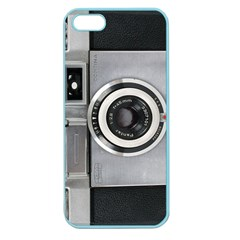 Vintage Camera Apple Seamless Iphone 5 Case (color)