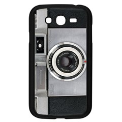 Vintage Camera Samsung Galaxy Grand Duos I9082 Case (black)