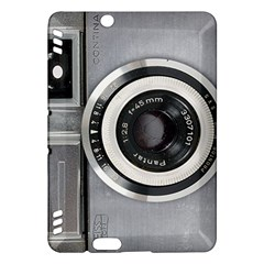 Vintage Camera Kindle Fire Hdx Hardshell Case by Nexatart