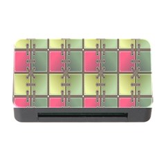Seamless Pattern Seamless Design Memory Card Reader With Cf