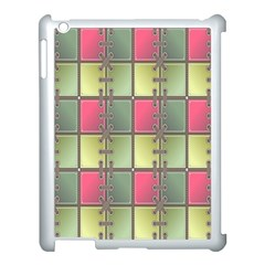 Seamless Pattern Seamless Design Apple Ipad 3/4 Case (white)