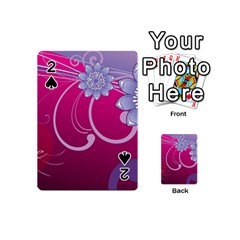 Love Flowers Playing Cards 54 (mini)