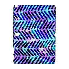 Blue Tribal Chevrons  Galaxy Note 1 by KirstenStar