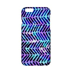Blue Tribal Chevrons  Apple Iphone 6/6s Hardshell Case by KirstenStar