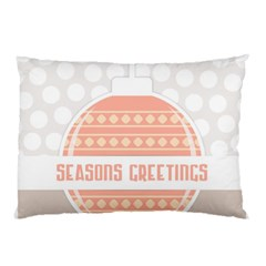 Merry Christmas Pillow Case (two Sides)
