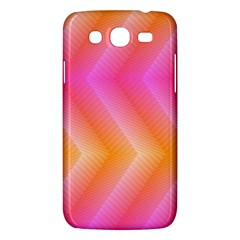 Pattern Background Pink Orange Samsung Galaxy Mega 5 8 I9152 Hardshell Case