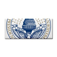 Presidential Inauguration USA Republican President Trump Pence 2017 Logo Cosmetic Storage Cases by yoursparklingshop
