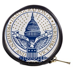 Presidential Inauguration USA Republican President Trump Pence 2017 Logo Mini Makeup Bags by yoursparklingshop