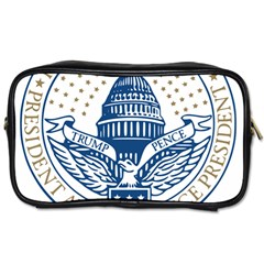 Presidential Inauguration Usa Republican President Trump Pence 2017 Logo Toiletries Bags