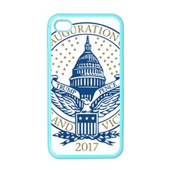 Presidential Inauguration Usa Republican President Trump Pence 2017 Logo Apple Iphone 4 Case (color)