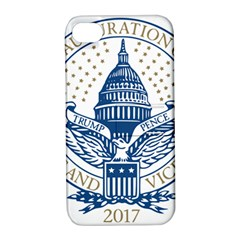 Presidential Inauguration Usa Republican President Trump Pence 2017 Logo Apple Iphone 4/4s Hardshell Case With Stand