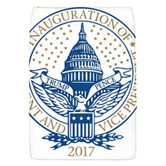 Presidential Inauguration Usa Republican President Trump Pence 2017 Logo Flap Covers (s)