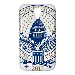 Presidential Inauguration Usa Republican President Trump Pence 2017 Logo Samsung Galaxy Mega 6 3  I9200 Hardshell Case