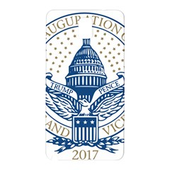 Presidential Inauguration USA Republican President Trump Pence 2017 Logo Samsung Galaxy Note 3 N9005 Hardshell Back Case by yoursparklingshop