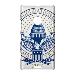 Presidential Inauguration USA Republican President Trump Pence 2017 Logo Nokia Lumia 1520 by yoursparklingshop