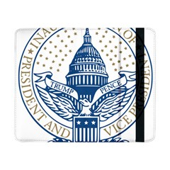 Presidential Inauguration USA Republican President Trump Pence 2017 Logo Samsung Galaxy Tab Pro 8.4  Flip Case by yoursparklingshop
