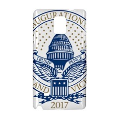 Presidential Inauguration USA Republican President Trump Pence 2017 Logo Samsung Galaxy Note 4 Hardshell Case by yoursparklingshop