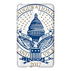Presidential Inauguration USA Republican President Trump Pence 2017 Logo Samsung Galaxy Tab 4 (7 ) Hardshell Case  by yoursparklingshop