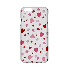 Valentine s Day Hearts Apple Iphone 6/6s Hardshell Case by Valentinaart