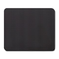 Gray Elegant Texture Large Mousepads by Valentinaart