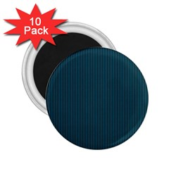 Blue Texture 2 25  Magnets (10 Pack)  by Valentinaart