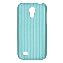 Light Blue Texture Galaxy S4 Mini by Valentinaart