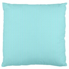 Light Blue Texture Large Flano Cushion Case (two Sides) by Valentinaart