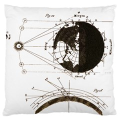 Planetary Equations Standard Flano Cushion Case (one Side) by MTNDesignco