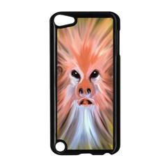 Monster Ghost Horror Face Apple Ipod Touch 5 Case (black) by Nexatart