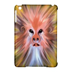 Monster Ghost Horror Face Apple iPad Mini Hardshell Case (Compatible with Smart Cover) by Nexatart