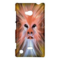 Monster Ghost Horror Face Nokia Lumia 720 by Nexatart