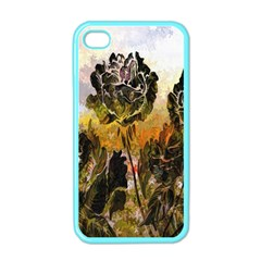 Abstract Digital Art Apple Iphone 4 Case (color)