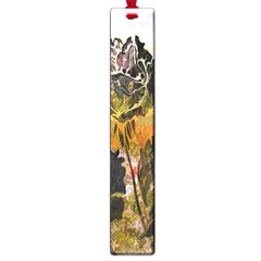Abstract Digital Art Large Book Marks