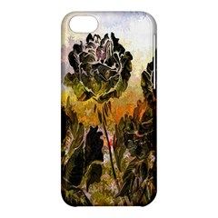 Abstract Digital Art Apple Iphone 5c Hardshell Case by Nexatart
