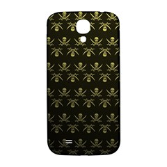 Abstract Skulls Death Pattern Samsung Galaxy S4 I9500/i9505  Hardshell Back Case