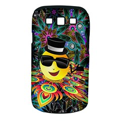 Abstract Digital Art Samsung Galaxy S Iii Classic Hardshell Case (pc+silicone)