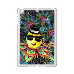 Abstract Digital Art Ipad Mini 2 Enamel Coated Cases