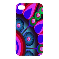Abstract Digital Art  Apple Iphone 4/4s Premium Hardshell Case