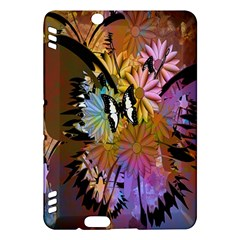 Abstract Digital Art Kindle Fire Hdx Hardshell Case by Nexatart