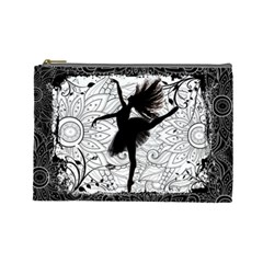 Ballerina Cosmetic Bag (large) by DryInk