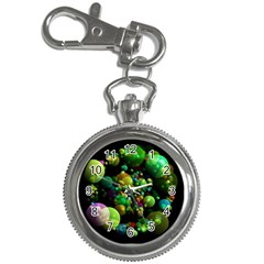 Abstract Balls Color About Key Chain Watches