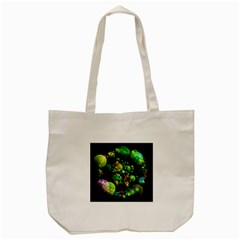 Abstract Balls Color About Tote Bag (cream) by Nexatart