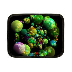 Abstract Balls Color About Netbook Case (small)