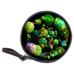 Abstract Balls Color About Classic 20 Cd Wallets