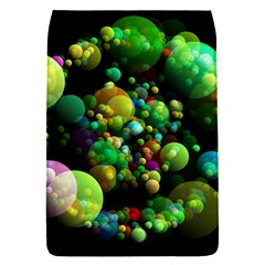 Abstract Balls Color About Flap Covers (s)